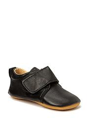 Prewalker Velcro shoe - 190/BLACK