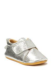 Prewalker Velcro shoe - 900/SILVER
