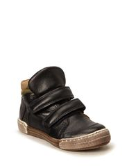 Boy Basket Boot - Marine