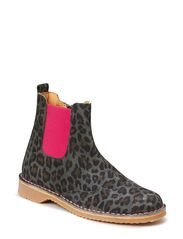 Chelsea boot, Girl - Leopard