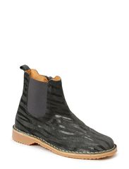 Chelsea boot, Girl - Zebra