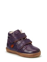 Tex Boot, Leather - Purple
