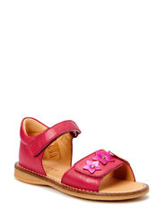 Girls velcro sandal - Water melon