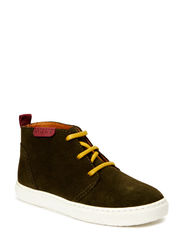 Boys high cut lace - Olive