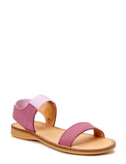 Girls Elastic sandal - Dark syren