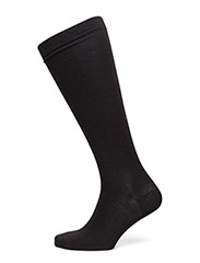 KNEE SOLID PLAIN - 8/BLACK