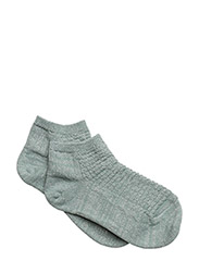 ANKLE ZINDY FOOTIES - 877/OXIDE