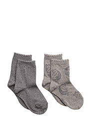 ANKLE HIRSE 2-pack 77009? - 488/GREY MAL.