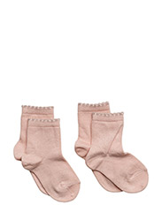 ANKLE IRIS 2-pack 77035x2 - 680/NUDE