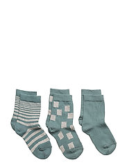 ANKLE FREDE 3pk 77063/64/101 - GREEN