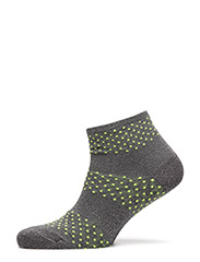 ANKLE NYNNE m lurex - 323/NEON YELLO