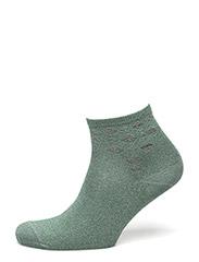 ANKLE TULA m lurex - 736/GREEN