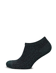 ANKLE JETTE FOOTIES - DARK GREEN