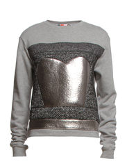 SWEATER - Melange Grey