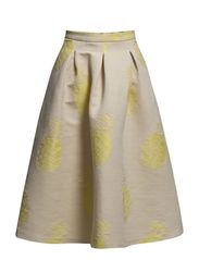 SKIRT - YELLOW