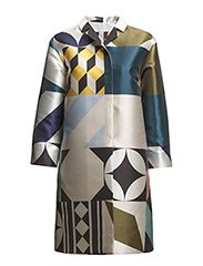 COAT - MULTI COLOURED