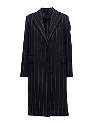 COAT - DARK BLUE