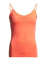 1019 FASHION 03 TANKTOP SOLD - ORANGE