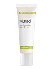 Murad Resurgence Age-Balancing Night Cream - CLEAR