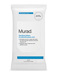 Murad Blemish Control Clarifying Wipes - CLEAR