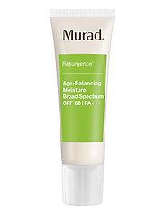 Murad Resurgence Age-Balancing Moisture SPF30 - CLEAR