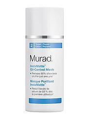 Murad Blemish Instamatte Oil-Control Mask - CLEAR