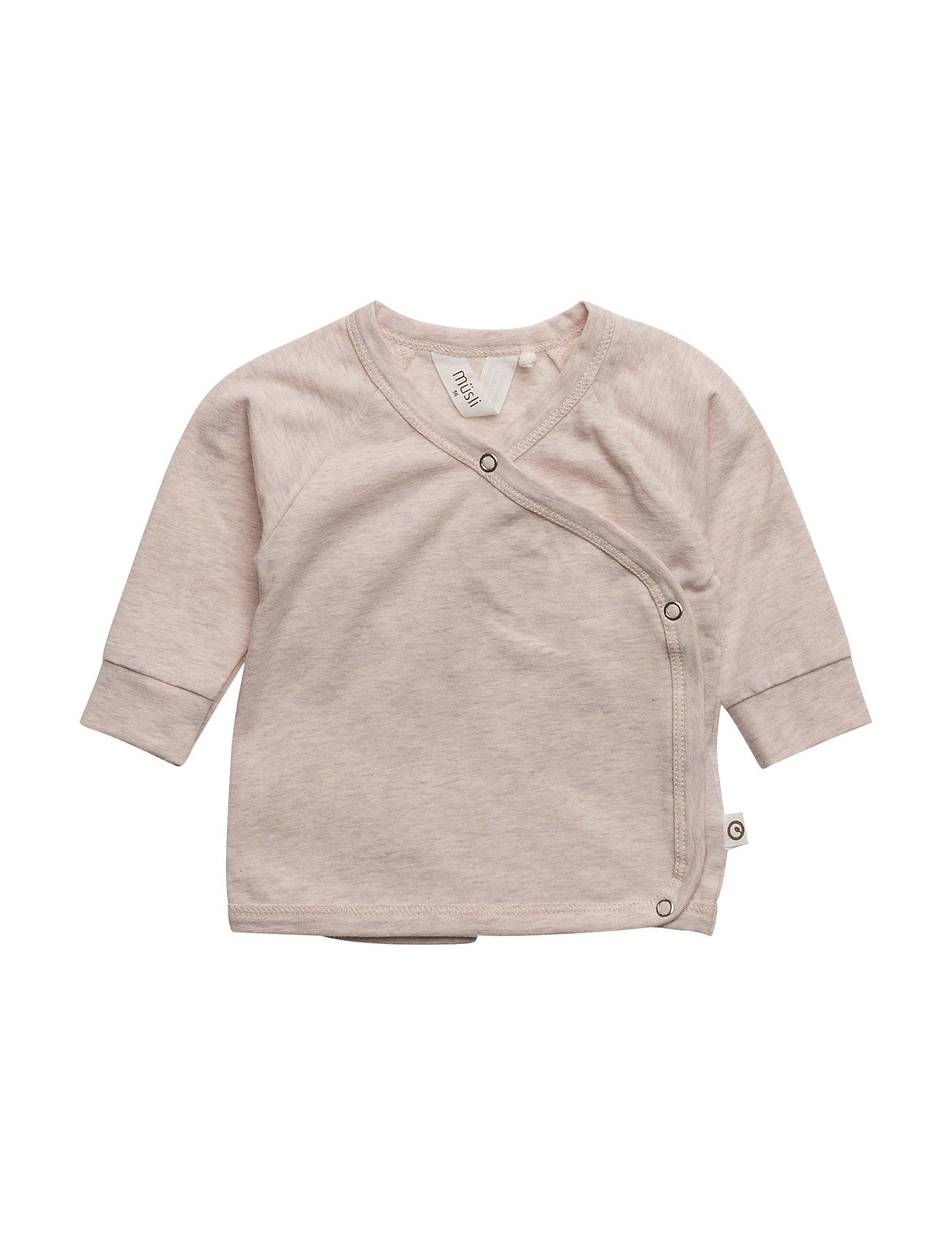Mini Me Cardigan Müsli by Green Cotton  til Børn i