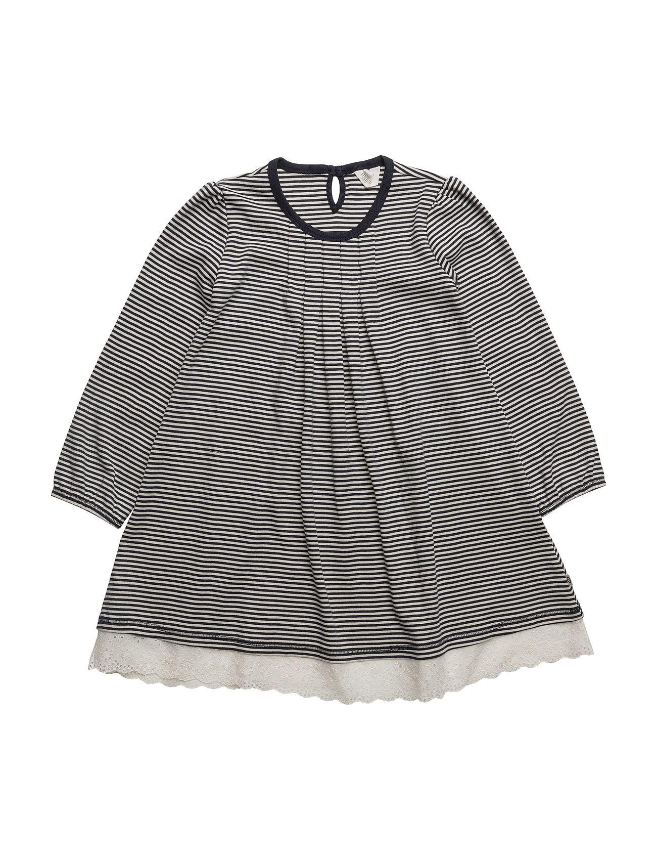 mã¼sli by green cotton Stripe dress fra boozt.com dk