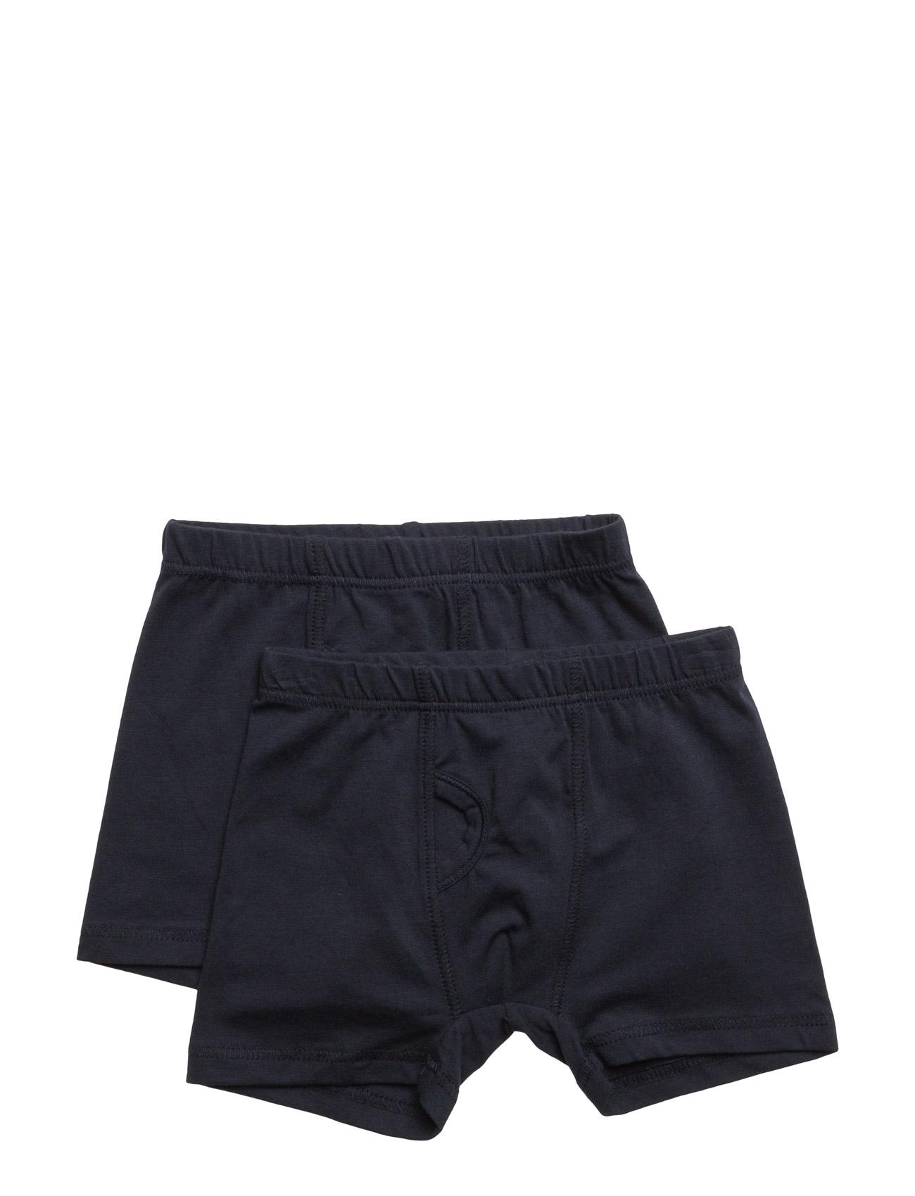 Cozy Me Underpants Boy Müsli by Green Cotton Undertøj til Børn i Navy blå