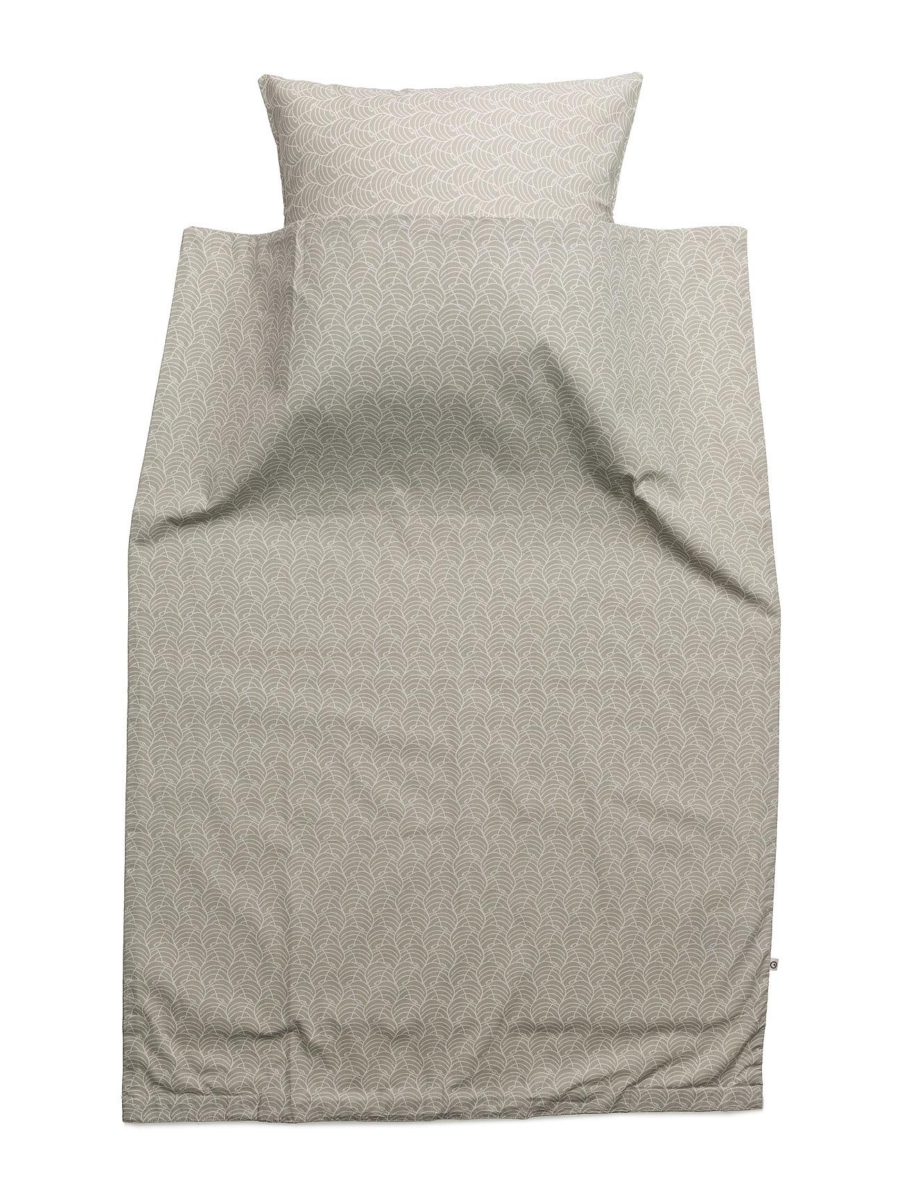 mã¼sli by green cotton – Leaf bed linen baby fra boozt.com dk