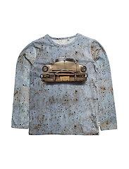 Spicy car T - BLUE