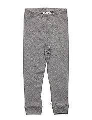 Bedtime leggings baby - PALE GREYMARL