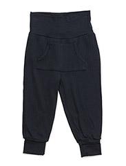 Cozy pocket pants - NAVY