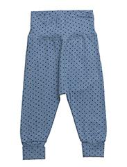 Cross pants - BLUE