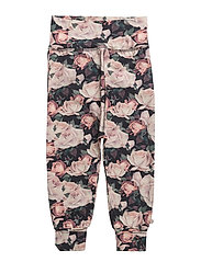 Spicy floral pants - ROSE