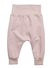 Slub sweat pants baby - ROSE