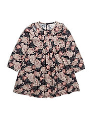 Spicy floral dress - ROSE