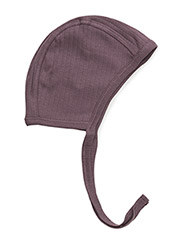 Cozy hat - VIOLET