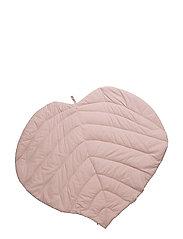 Leaf blanket - ROSE