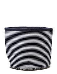 Storage basket - NAVY