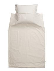 Dot bed linen junior - ROSE