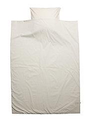 Dot bed linen adult - MIST