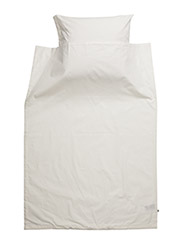 Solid bed linen baby - ECRU