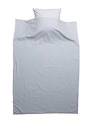 Solid bed linen junior - BLUE
