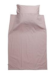 Solid bed linen junior - ROSE