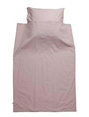 Solid bed linen adult - ROSE