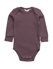 Cozy l/sl body - VIOLET