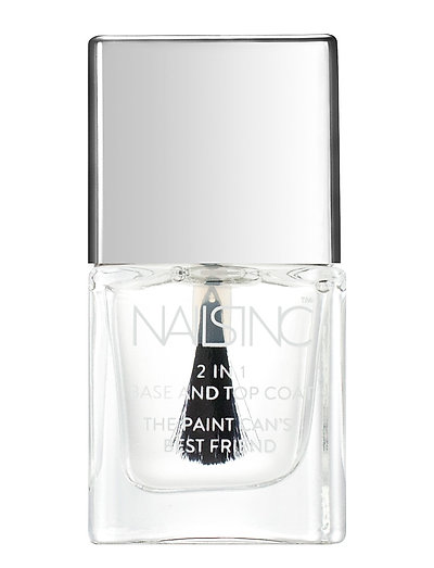 2 IN 1 TOP & BASE CO PAINT CAN 5 ML - CLEAR