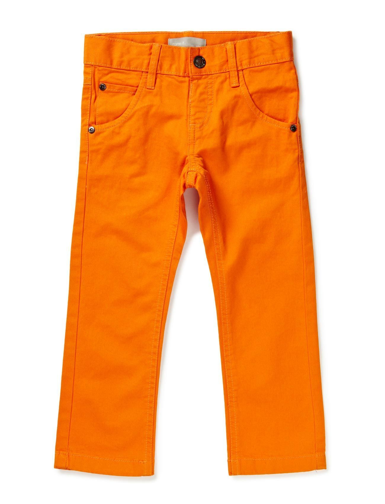 Farry Mini Slim Twill Pant 114