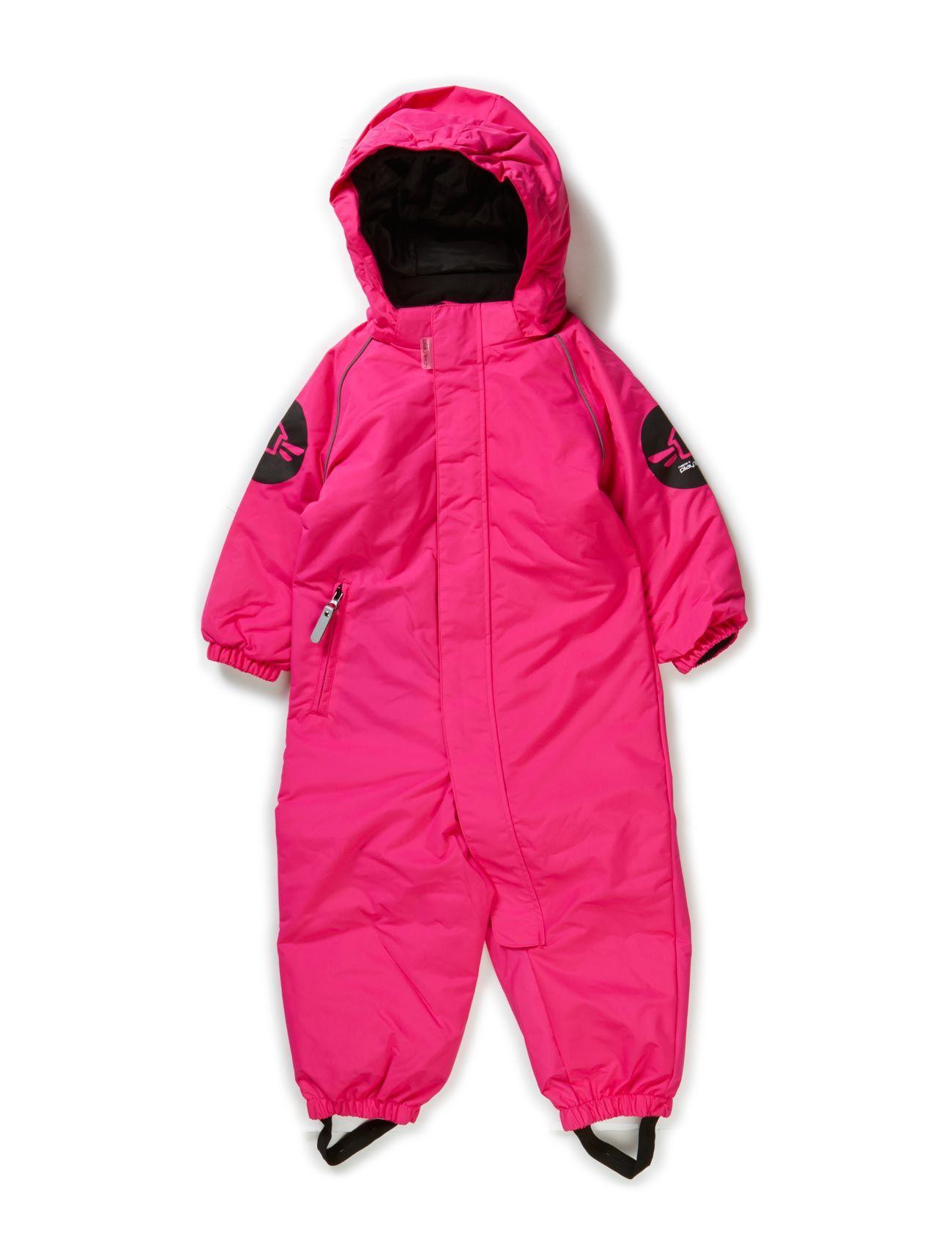 Wind Mini Snowsuit Pink Glo Fo 314